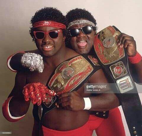 Norvell Austin Koko Ware and Norvell Austin PYTs Wrestling Pinterest