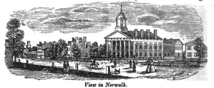 Norwalk, California in the past, History of Norwalk, California