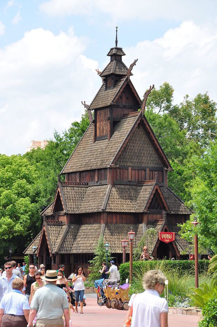 Norway Pavilion at Epcot