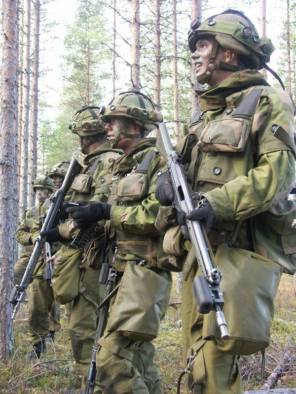 Norwegian Army Saab Signs Training And Simulation Order With The Norwegian Army