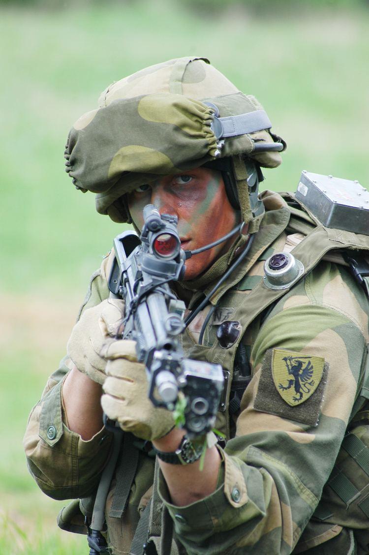 Norwegian Army FileNorwegian Army AG3 BFAjpg Wikipedia