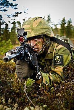 Norwegian Army Norwegian Armed Forces Wikipedia