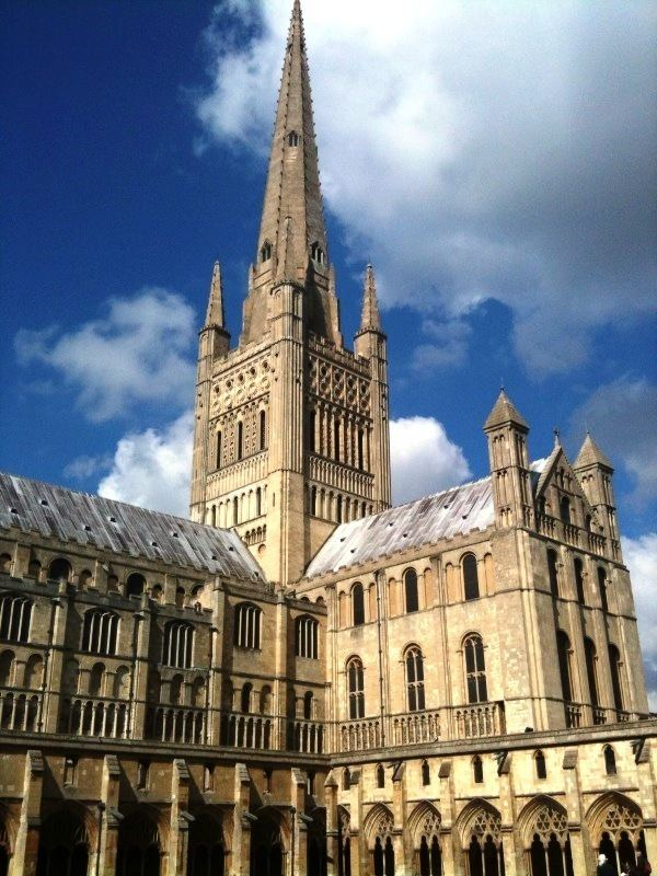 Norwich in the past, History of Norwich