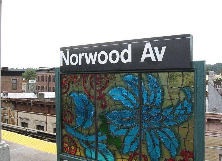 Norwood Avenue (BMT Jamaica Line)