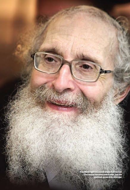 Nosson Tzvi Finkel (Mir) BaltimoreJewishLifecom 2nd Yahrzeit Mishpacha Magazine