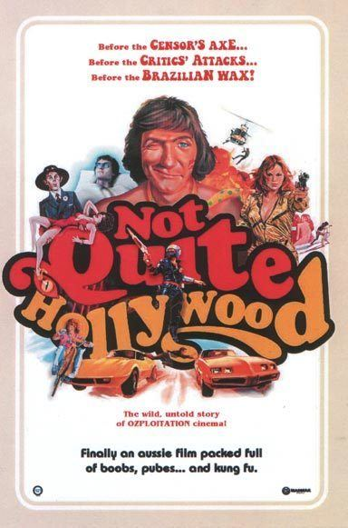 Not Quite Hollywood: The Wild, Untold Story of Ozploitation! Not Quite Hollywood film review Mark Hartley