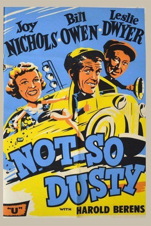 Not So Dusty (1956 film) - Alchetron, the free social