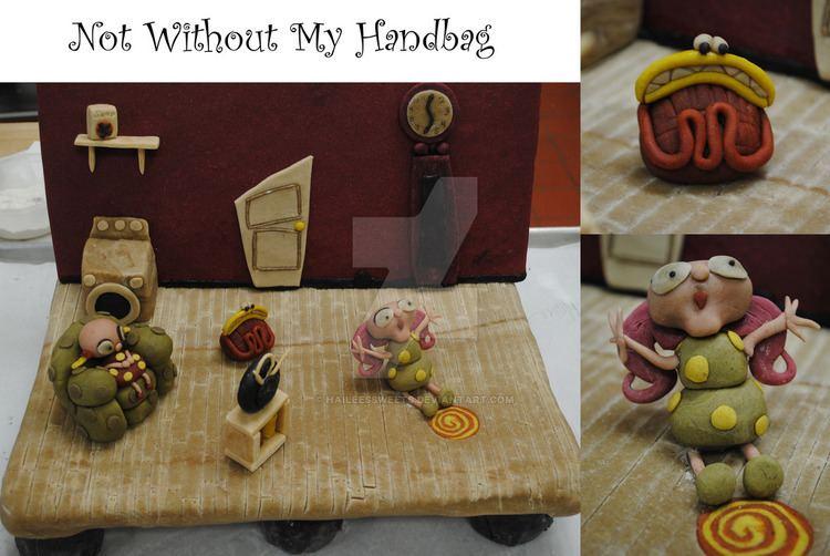 Not Without My Handbag Not Without My Handbag by HaileesSweets on DeviantArt