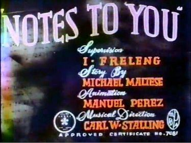 Notes to You movie poster
