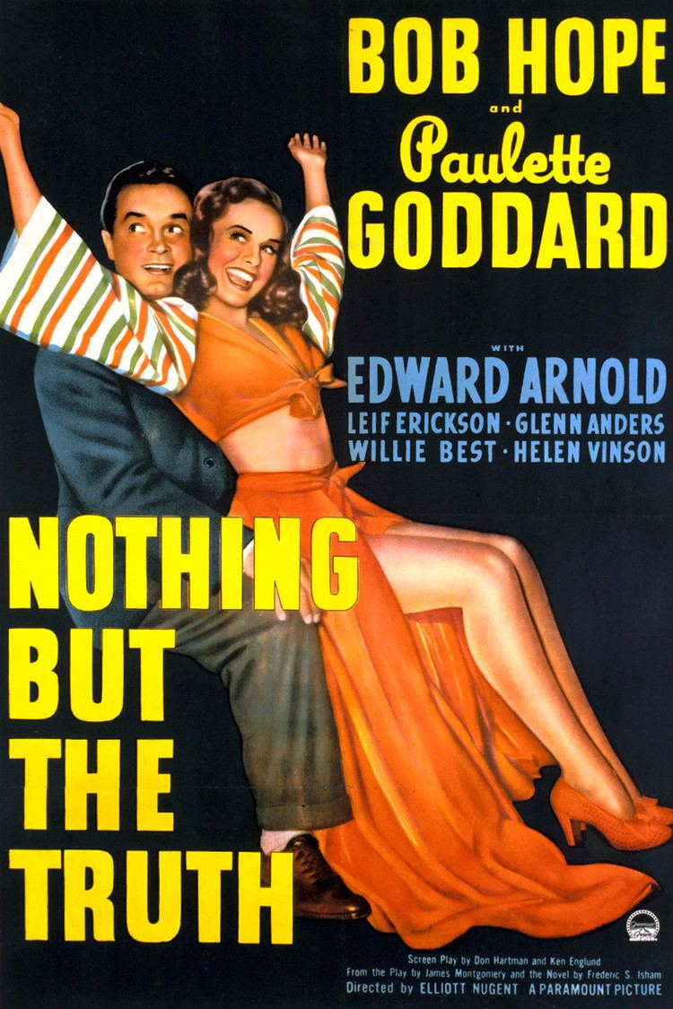 Nothing but the Truth (1941 film) wwwgstaticcomtvthumbmovieposters43362p43362