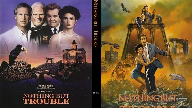 Nothing but Trouble (1918 film) Nothing But Trouble 1991 Movie Review An Underrated Film YouTube