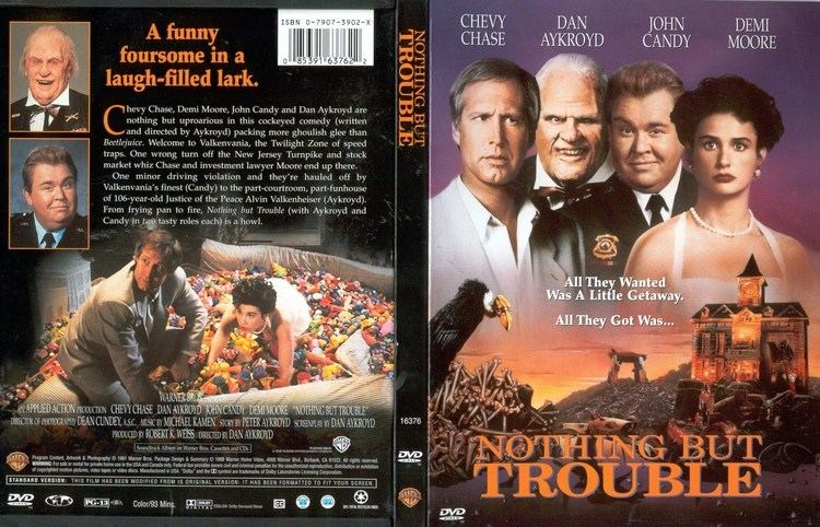 Nothing but Trouble (1991 film) Nothing But Trouble1991 Movie Review YouTube