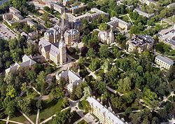 Notre Dame, Indiana httpsuploadwikimediaorgwikipediacommonsthu