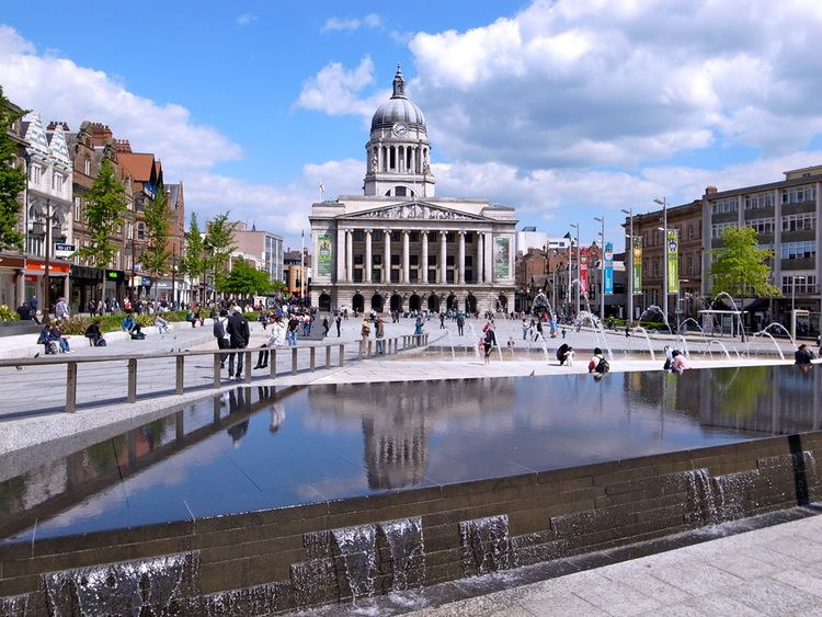 Nottingham Culture of Nottingham