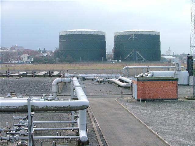 Nottingham Corporation Gas Department