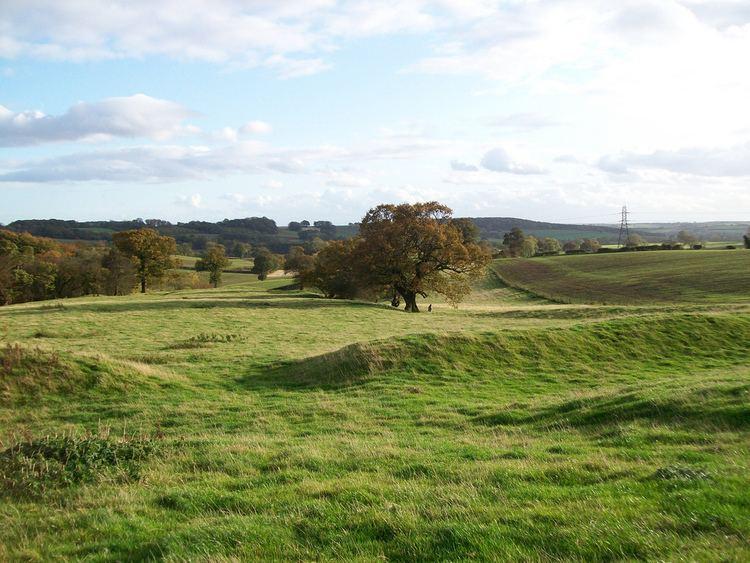Nottinghamshire Beautiful Landscapes of Nottinghamshire