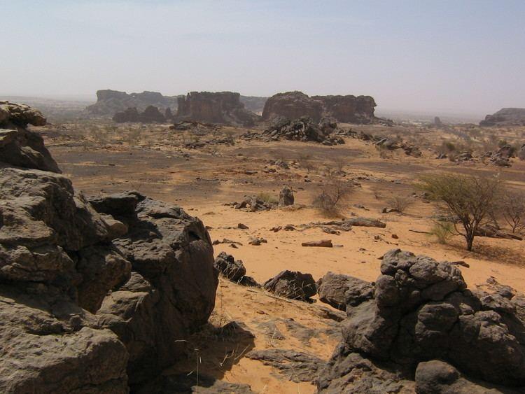 Nouakchott Beautiful Landscapes of Nouakchott