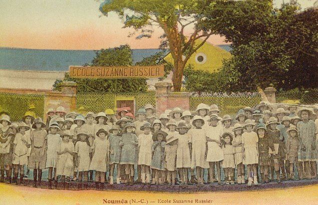 Noumea in the past, History of Noumea