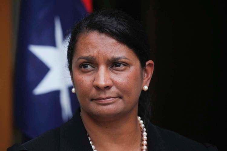 Nova Peris PM PM wants Olympian Nova Peris to be first Indigenous