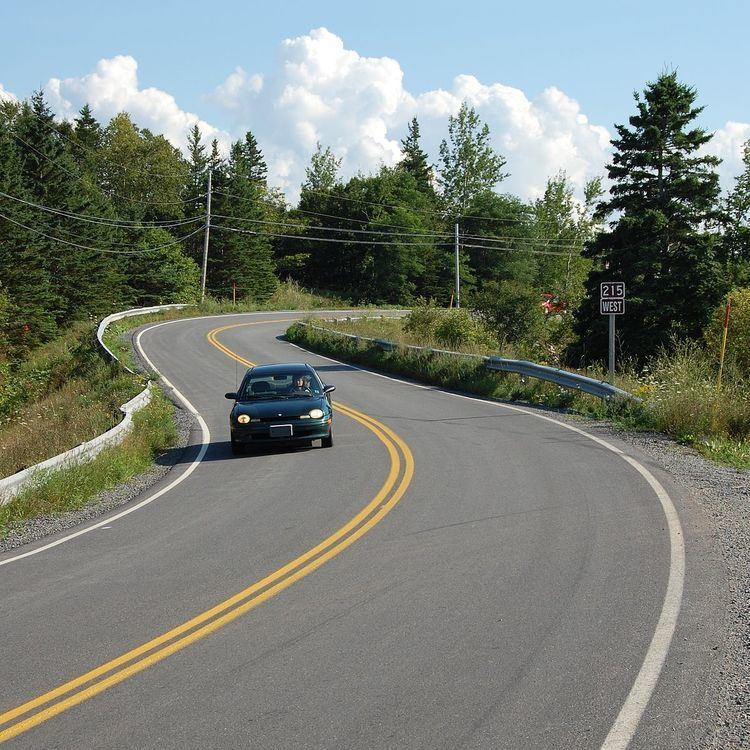 Nova Scotia Route 215