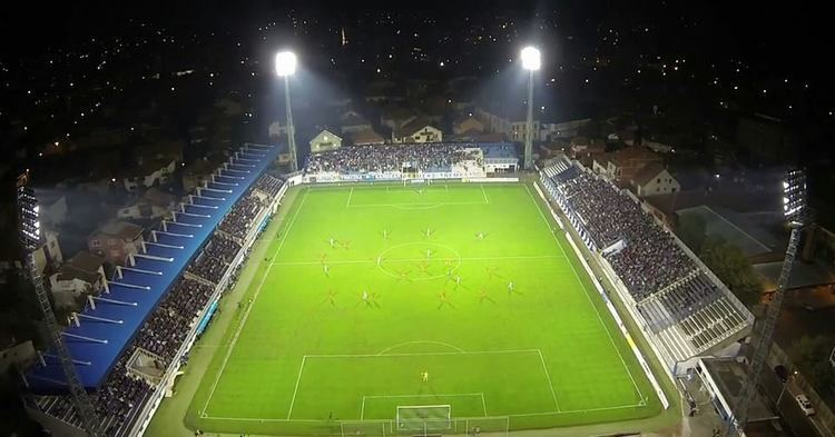 Novi Pazar City Stadium