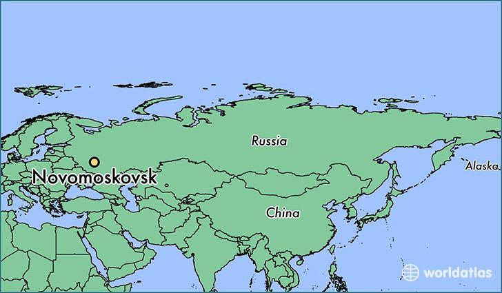 Novomoskovsk, Russia Where is Novomoskovsk Russia Where is Novomoskovsk Russia
