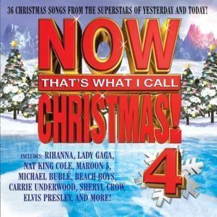 Now That's What I Call Christmas! 4 httpsuploadwikimediaorgwikipediaen778Now