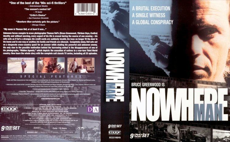 Nowhere Man (TV series) Nowhere Man Complete Series TV DVD Scanned Covers 3123Nowhere