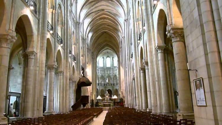 Noyon Cathedral - Alchetron, The Free Social Encyclopedia