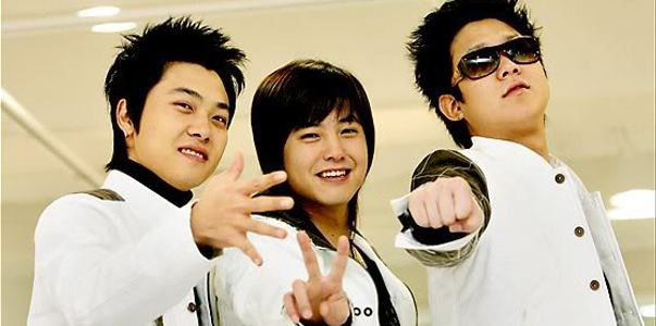 NRG (South Korean band) NRG New Radiancy Group JpopAsia