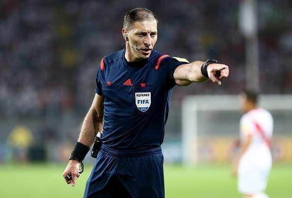 Néstor Pitana Rio Olympics 2016 World Cup referee Nestor Pitana to officiate