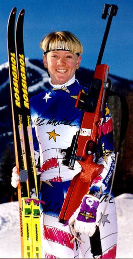 Ntala Skinner Ntala Skinner US Olympic Biathlon