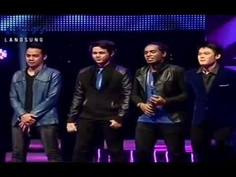 Nu Dimension NU Dimension Crazy Cee Lo Green Showcase X Factor Indonesia