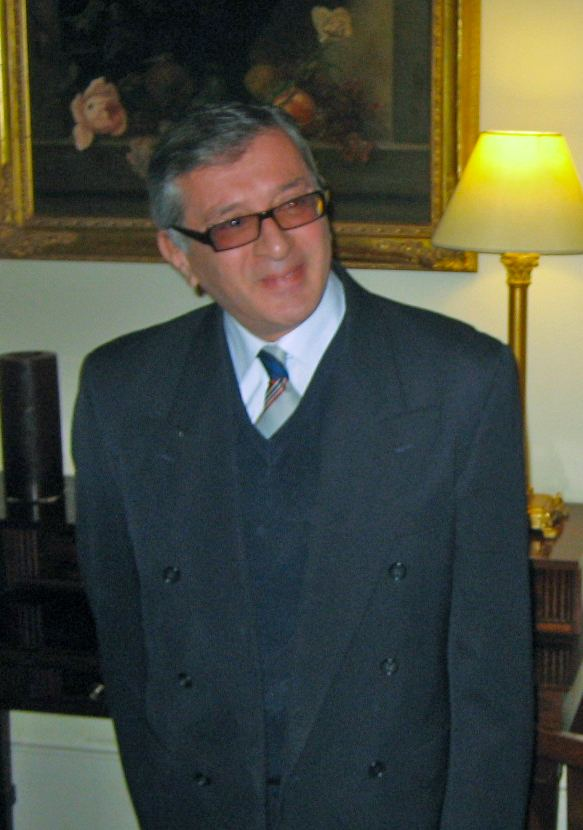 Nugzar Bagration-Gruzinsky