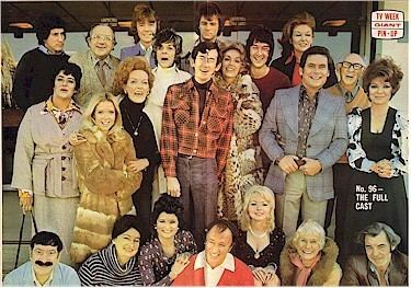 Cast members of Number 96 (TV series)