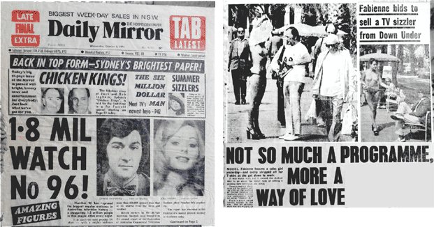 News featuring the Number 96 Film which was a box office success.