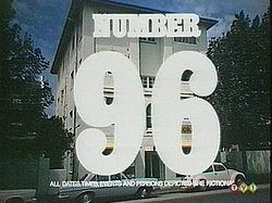 Poster of the Number 96 (TV Series), a popular Australian television soap opera.