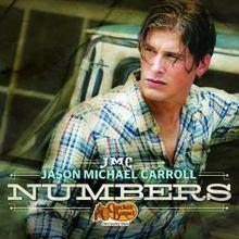 Numbers (Jason Michael Carroll album) httpsuploadwikimediaorgwikipediaenthumbe