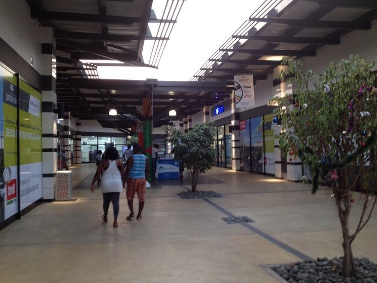 Nungua The Junction Mall in Nungua Ghana