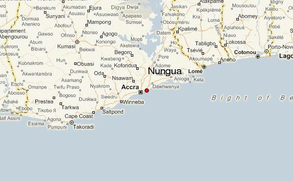 Nungua Nungua Location Guide