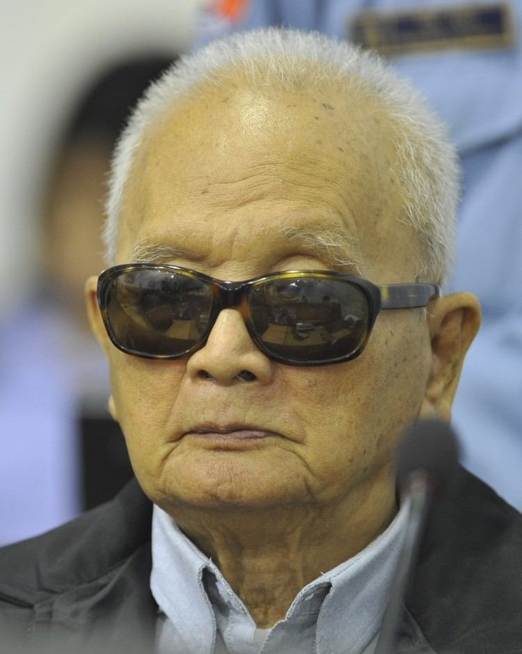 Nuon Chea Cambodia Returns to the 39Killing Fields39 Khmer Rouge