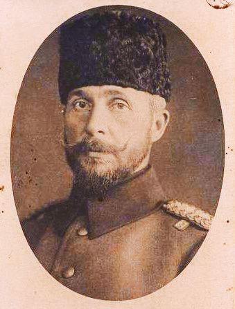 Nureddin Pasha Blog Ne Var Ne Yok Unutturulan kinci Komutan Sakall Nurettin Paa