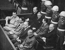 Nuremberg trials httpsuploadwikimediaorgwikipediacommonsthu