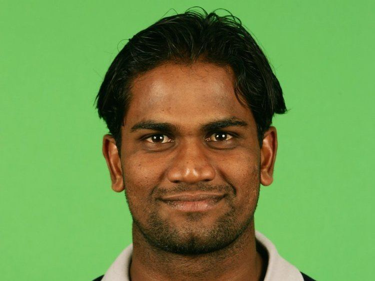 Nuwan Zoysa (Cricketer) in the past