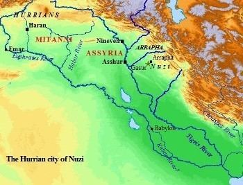 Nuzi The Hurrians