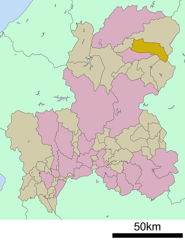 Nyūkawa, Gifu