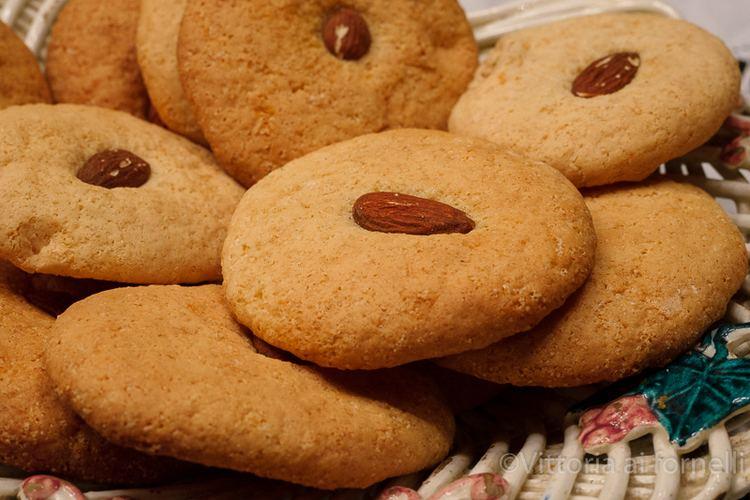 'Nzuddi Nzuddi biscotti tradizionali siciliani Vittoria ai fornelli