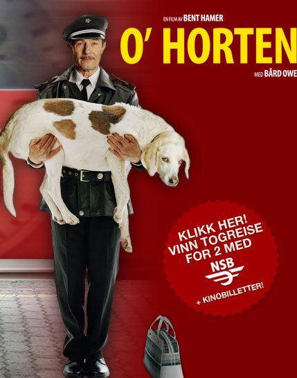 O' Horten OHorten P kino fra 26 desember