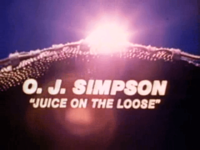 O. J. Simpson: Juice on the Loose wwwcultreviewscomwpcontentuploads200902ojs