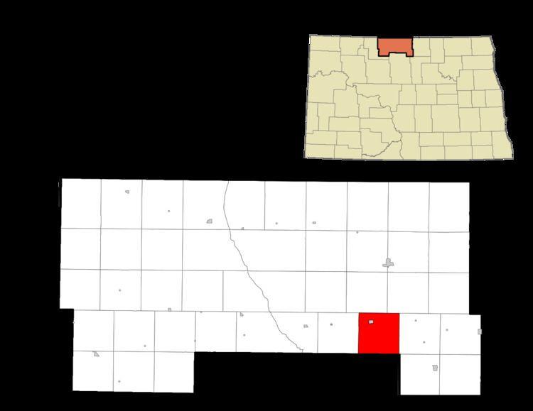 Oak Creek Township, Bottineau County, North Dakota